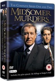 Midsomer Murders: The Complete Series One and Two - (Import DVD)