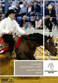 FEI World Equestrian Games Aachen 2006: Reining - (Import DVD)