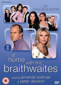 At Home With the Braithwaites: The Complete Series - (Import DVD)