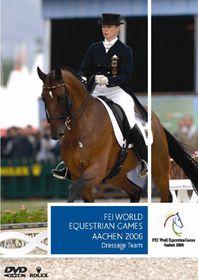 FEI World Equestrian Games Aachen 2006: Dressage Team - (Import DVD)