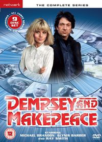 Dempsey and Makepeace: The Complete Series - (Import DVD)