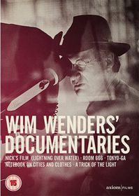 Wim Wenders' Documentaries Collection - (Import DVD)