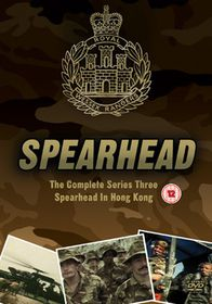 Spearhead: The Complete Series 3 - Spearhead in Hong Kong - (Import DVD)