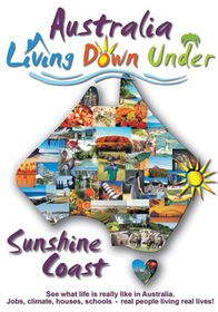 Living Down Under: Sunshine Coast - (Import DVD)