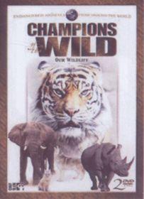 Champions of the Wild: Volume 1 - (Import DVD)