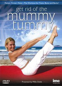 Get Rid of the Mummy Tummy - (Import DVD)