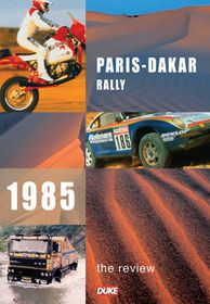 Paris-Dakar Rally 1985 - (Import DVD)