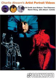 Charlie Ahearn: Artist Portrait Videos - (Import DVD)