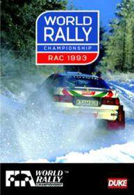 RAC Rally: 1993 - (Import DVD)