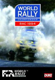 RAC Rally: 1994 - (Import DVD)