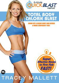 Tracey Mallett: Six-minute Quickblast Method - Total Body - (Import DVD)