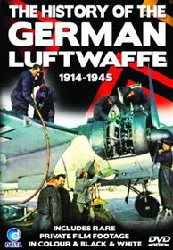 The History of the German Luftwaffe 1914-1945 - (Import DVD)