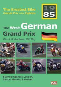 Bike Grand Prix - 1985: Germany - (Import DVD)