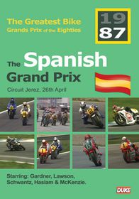 Bike Grand Prix - 1987: Spain - (Import DVD)