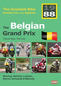 Bike Grand Prix - 1988: Belgium - (Import DVD)
