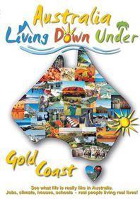 Living Down Under: Gold Coast - (Import DVD)