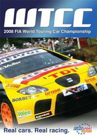 World Touring Car Championship: 2008 - (Import DVD)