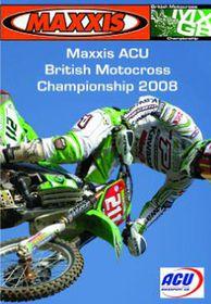 British Motocross Championship Review: 2008 - (Import DVD)