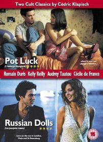 Pot Luck / Russian Dolls - (Import DVD)