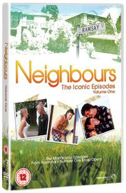 Neighbours: The Iconic Episodes - Volume 1 - (Import DVD)