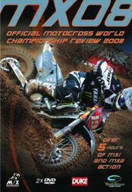 World Motocross Championship Review 2008 - (Import DVD)