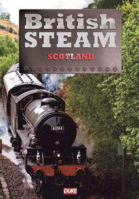 British Steam in Scotland - (Import DVD)