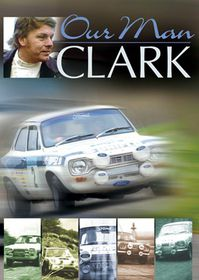 Our Man Clark - (Import DVD)