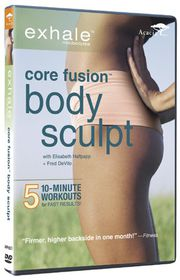 Exhale Core Fusion: Body Sculpture - (Import DVD)