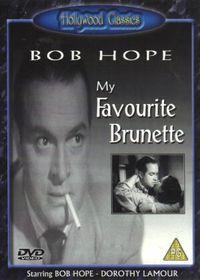 My Favourite Brunette - (Import DVD)