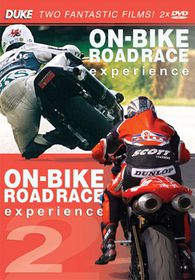 On-bike Road Race Experience 1 and 2 - (Import DVD)