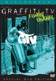 Graffiti TV: Volume 4 - Funky Enamel - (Import DVD)