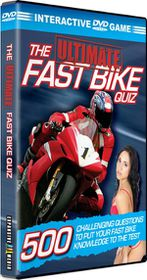 The Ultimate Fast Bikes Quiz - (Import DVD)