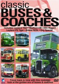 Classic Buses and Coaches - (Import DVD)