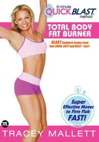 Tracey Mallett: Six-minute Quickblast Method - Total Body Fat Burner - (Import DVD)