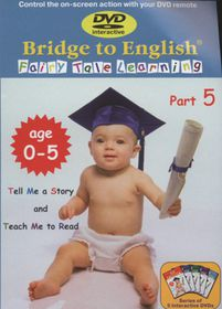 Bridge to English: Fairy Tale Learning - Part 5 - (Import DVD)