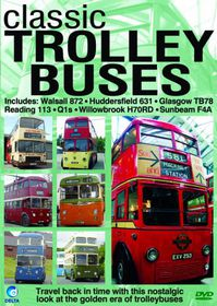 Classic Trolley Buses - (Import DVD)