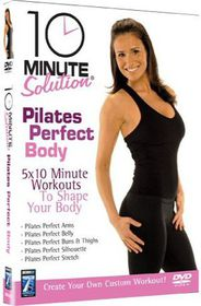 10 Minute Solution: Pilates Perfect Body - (parallel import)