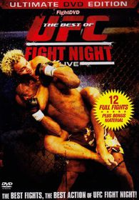 Ultimate Fighting Championship: Best of Fight Night - (Import DVD)
