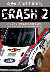 World Rally Championship: Great Crashes - Volume 2 - (Import DVD)