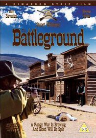 Cimarron Strip: The Battleground - (Import DVD)