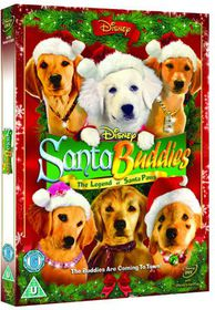Santa Buddies - (Import DVD)