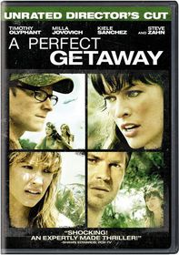 Perfect Getaway - (Region 1 Import DVD)
