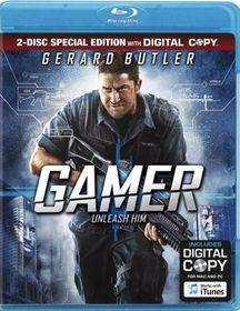 Gamer - (Region A Import Blu-ray Disc)
