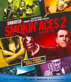 Smokin Aces 2:Assassins Ball - (Region A Import Blu-ray Disc)