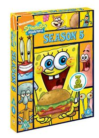 SpongeBob Squarepants: Season 5 - (Import DVD)