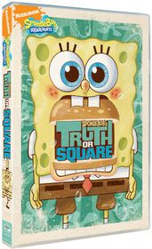 SpongeBob Squarepants: Truth Or Square - (Import DVD)