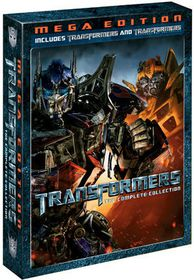 Transformers / Transformers: Revenge of the Fallen - Double Pack - (Import DVD)