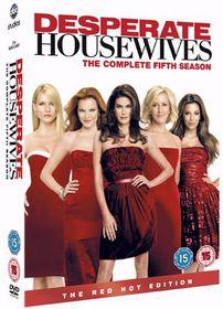 Desperate Housewives: Season 5 (DVD)