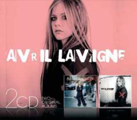 Lavigne Avril - The Best Damn Thing / Under My Skin (CD)