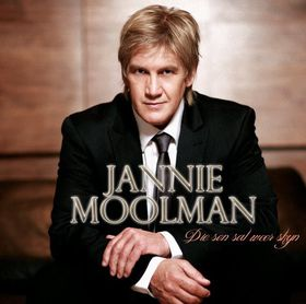 Jannie Moolman - Jannie Moolman (CD)